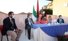 Palazzina Costanzi, presentato il progetto per l'invecchiamento attivo (foto)