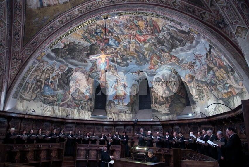 Alla Luce di una Stella 2016, il concerto in Basilica Inferiore di Assisi