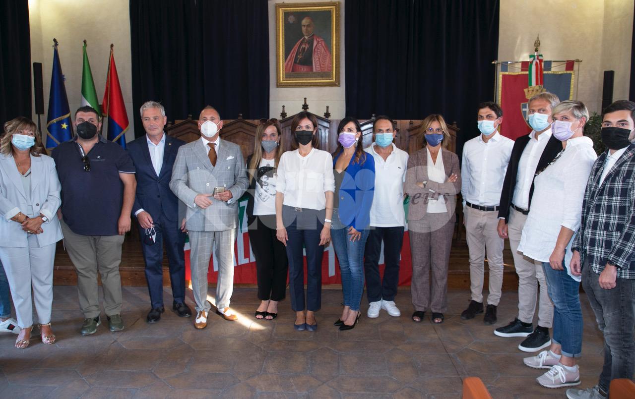 """Mara Carfagna ad Assisi per sostenere Marco Cosimetti: """"Bene civici di altissimo profilo"""""""