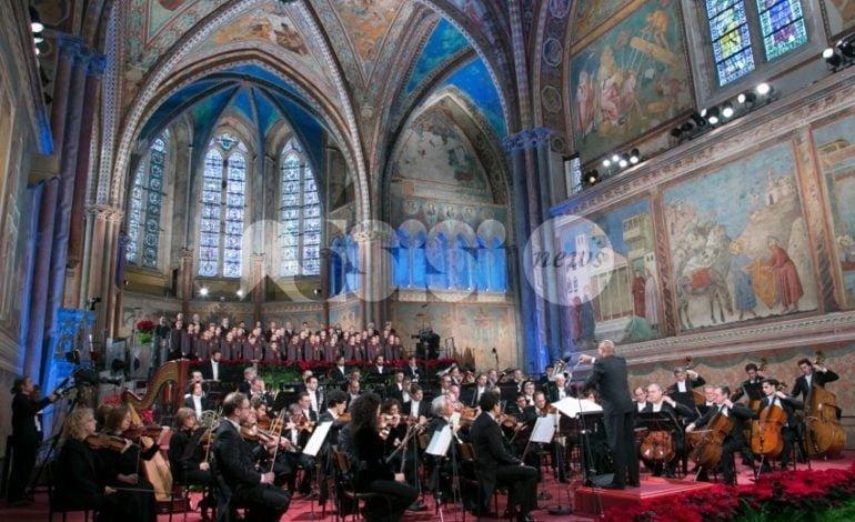 Assisi, al concerto di Natale 2017 a San Francesco Paolo Fresu e Sumi Jo