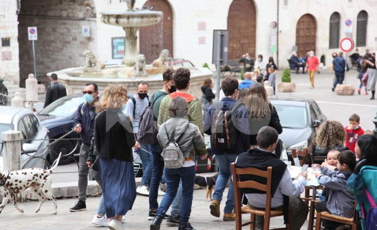 Turismo ad Assisi, partenza 'sprint' e speranzosa (foto-video)