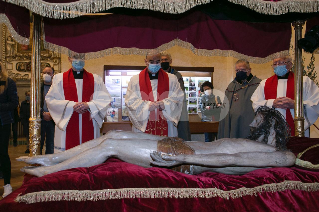 Venerdì Santo 2021 ad Assisi, le foto delle celebrazioni e il programma