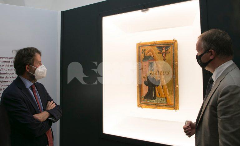 inTORNO a Francesco, l'iniziativa Uffizi Diffusi fa tappa ad Assisi (foto e video)
