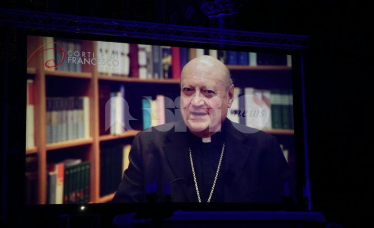 Cortile di Francesco 2020, gli incontri della seconda giornata (foto)