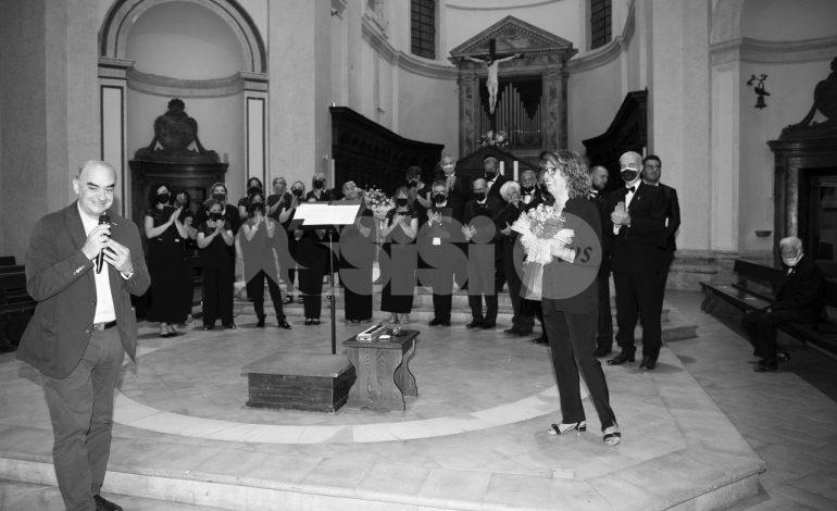 Museo diocesano di Assisi, grande festa per gli 80 anni con i Cantori (foto)