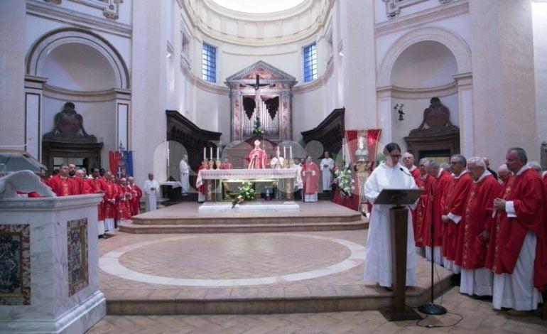San Rufino 2018, il vescovo Sorrentino lancia la visita pastorale: le foto
