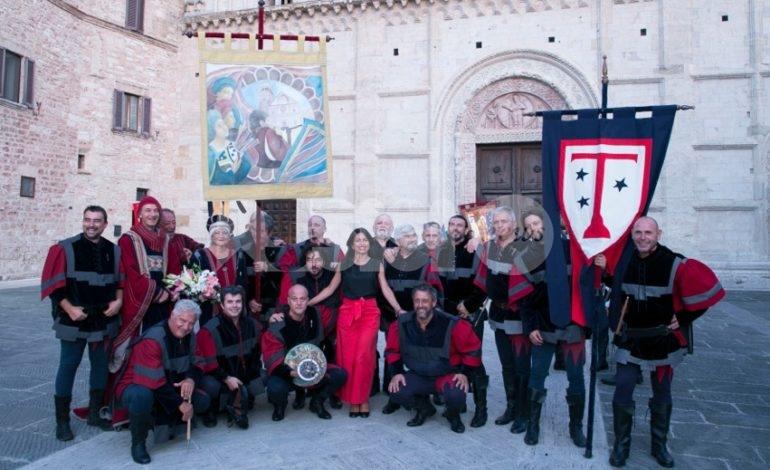 Palio di San Rufino 2019, vince il terziere San Francesco (FOTO)