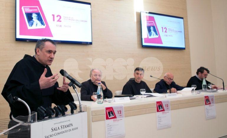 Presentato al Sacro Convento il libro su Paolo VI (foto)