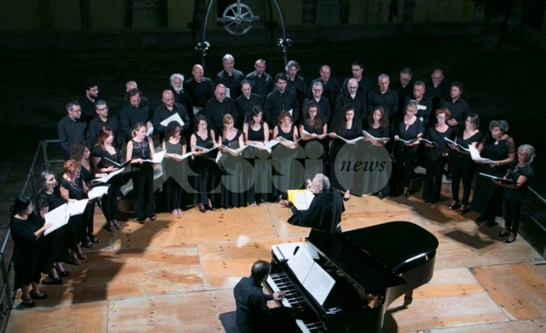 Assisi, grande successo a Note d'In…chiostro 2017 per Viva Verdi