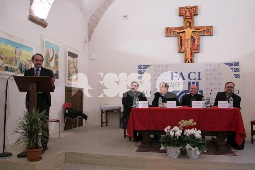 Centenario della Faci, ad Assisi per le celebrazioni i cardinali Bassetti e Stella