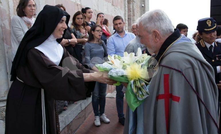 Cavalcata di Satriano 2019, Assisi e Nocera unite nel segno di Francesco (foto+video)