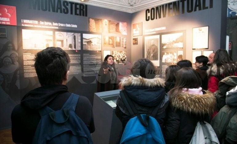 Il 16 maggio l'inaugurazione del nuovo Museo della Memoria
