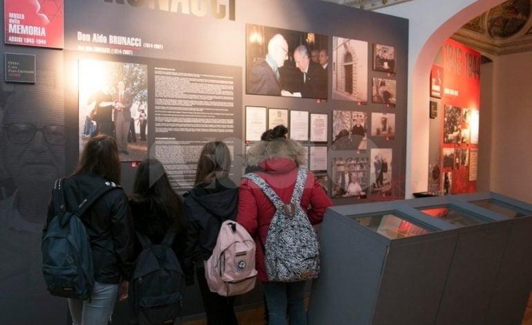 Al Sesto Properzio di Assisi un progetto per ricordare i 300 ebrei salvati