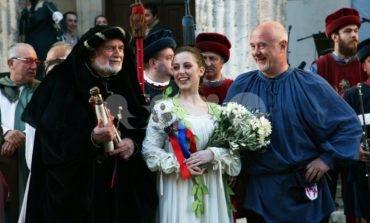 Madonna Primavera 2019 è de Sopra: Monna Azzurra Regina della Festa