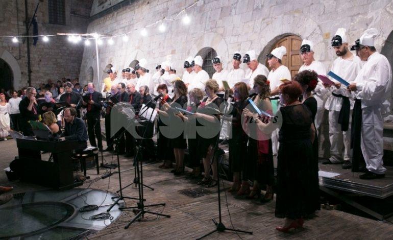 Le serenate cantano l'amore, Assisi omaggia le canzoni napoletane (foto)