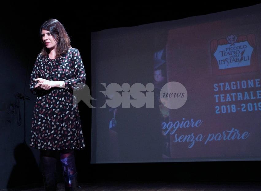 Presentata la stagione teatrale 2018-19 del Piccolo Teatro degli Instabili ad Assisi