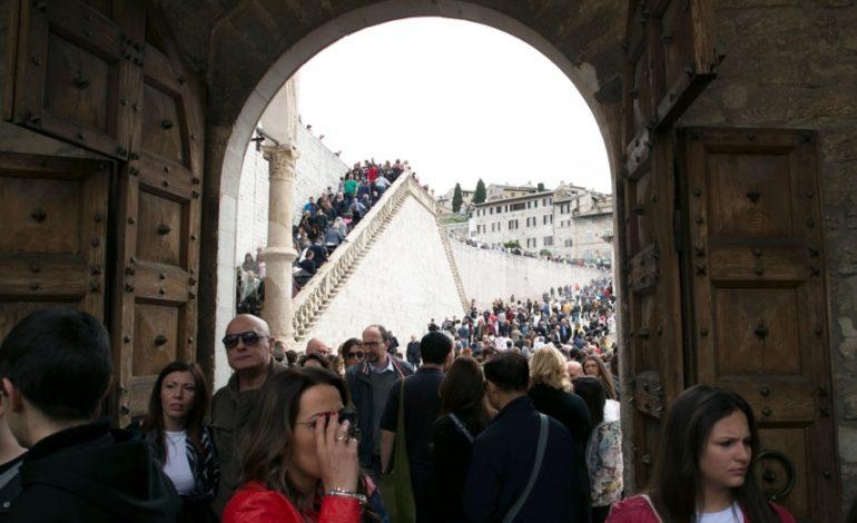 Pasqua 2019, Assisi sold out: gli appuntamenti 25 aprile-1 maggio