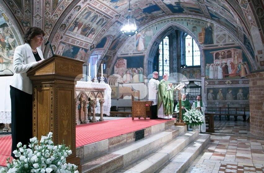 Ventennale del sisma del 1997: Assisi ricorda anche con una messa