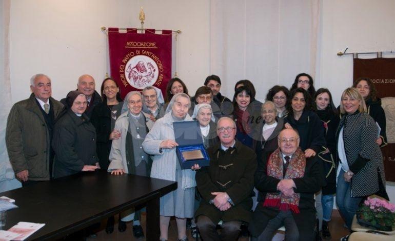 Grande partecipazione per l'omaggio a Beata Madre Maria della Passione