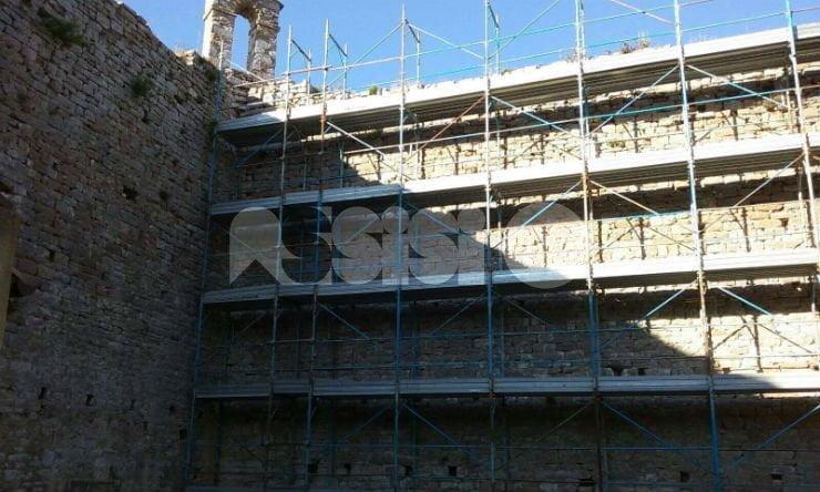 Rocche di Assisi, al via lavori riqualificazione: interventi anche in frazioni