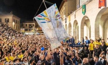 Palio de San Michele 2019, a Bastia Umbra vince il Rione Portella (foto)