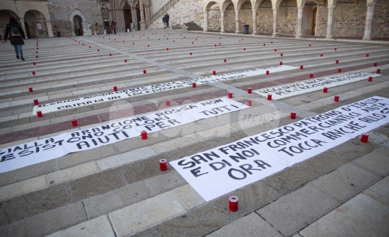 """Confesercenti Anva al fianco dei commercianti di Assisi: """"Serve rispetto"""""""