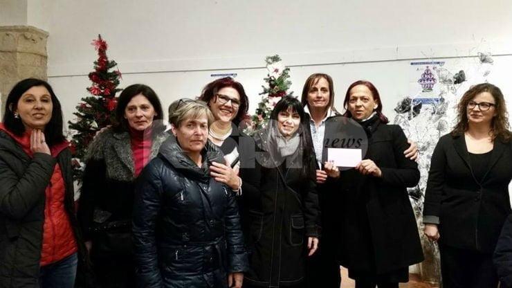 Mostra alberi d'autore 2016, premiate donne Cascia e Punto Rosa