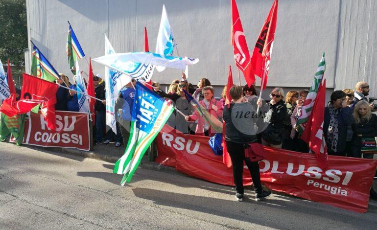 Colussi, confermato sciopero venerdì e sabato: lavoratori in agitazione