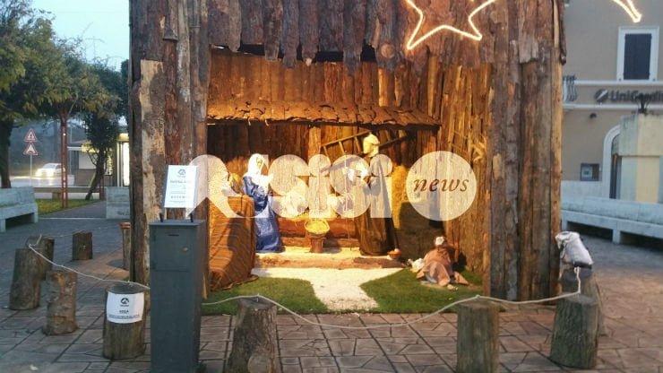 Nuovo atto di vandalismo al presepe di Santa Maria degli Angeli