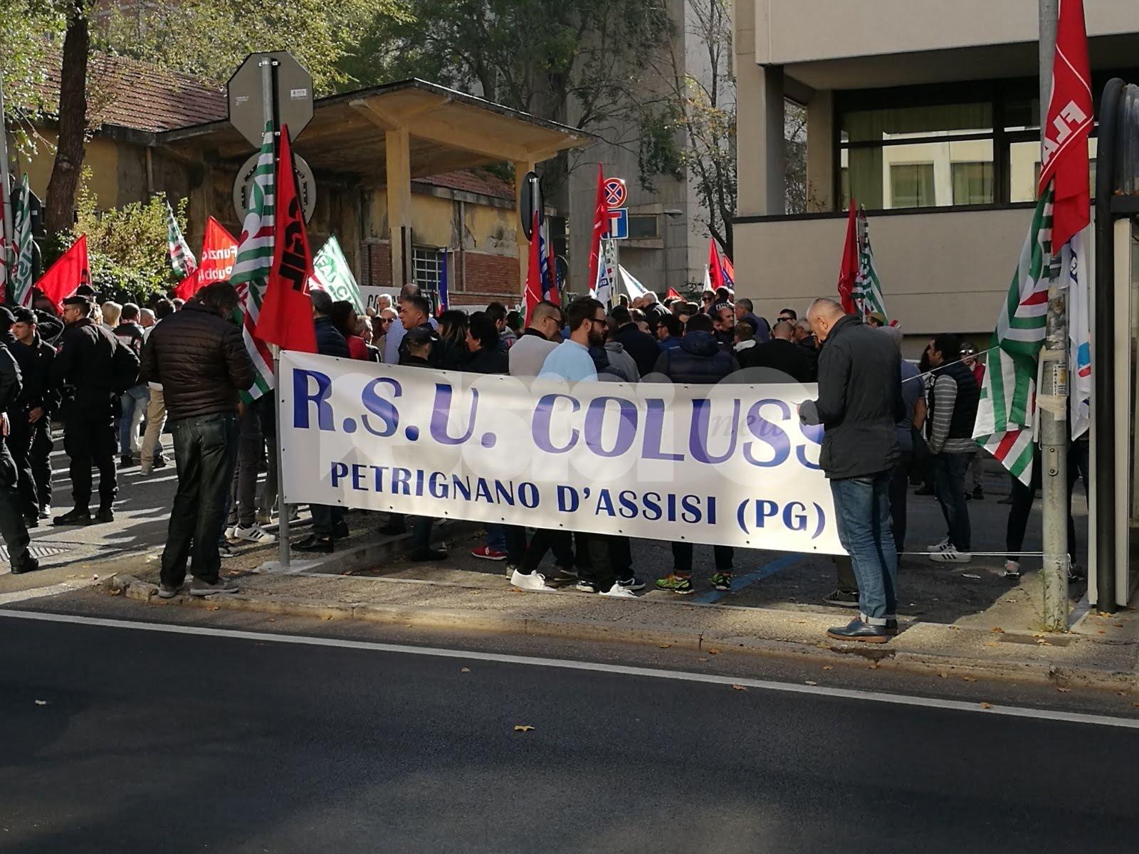 """RSU Colussi, appello all'azienda: """"Si trovi una soluzione sulla turnazione"""""""