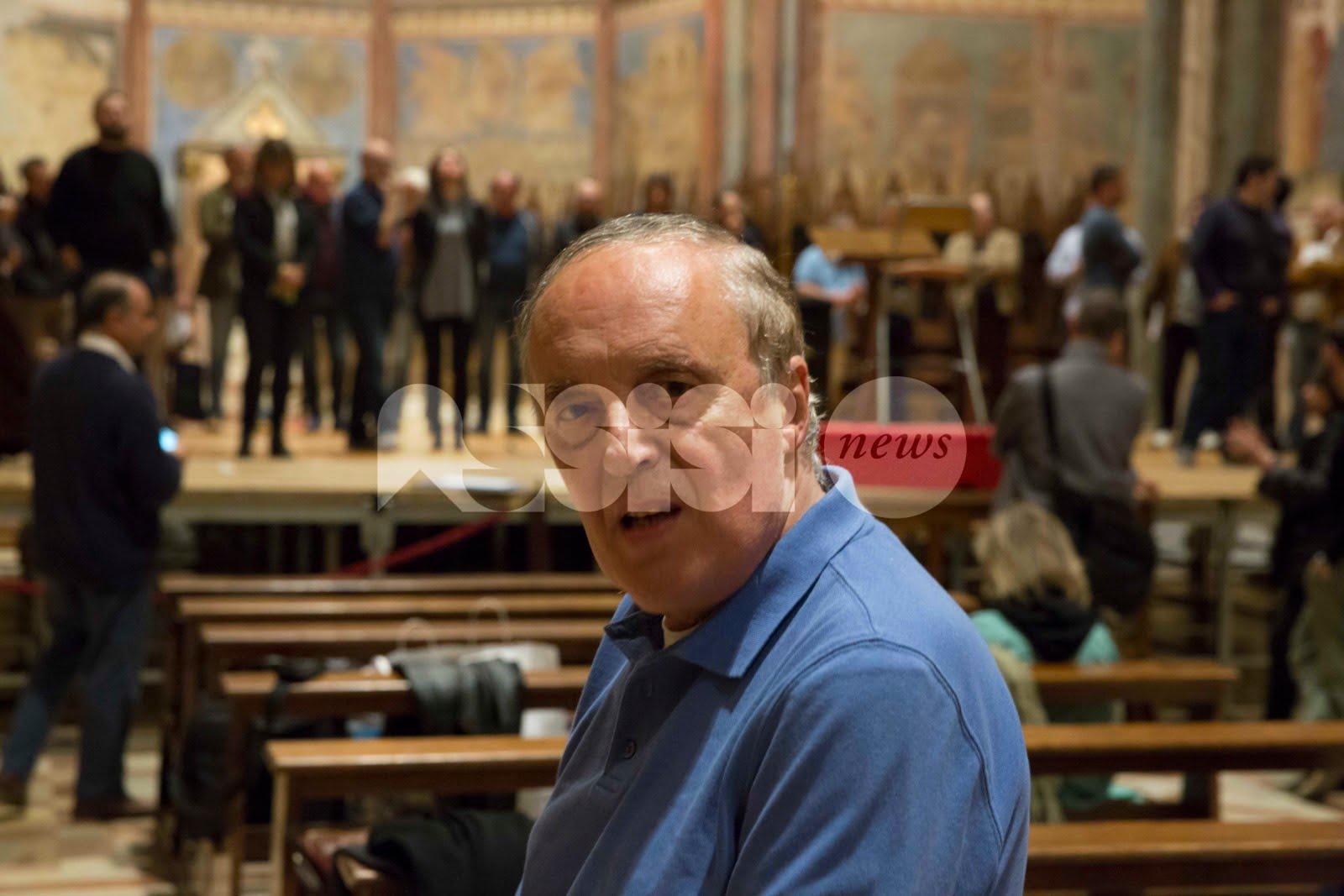 """La Salomè di Dario Argento ad Assisi: """"Sarà un'opera strana ed emozionante"""". Le foto delle prove"""
