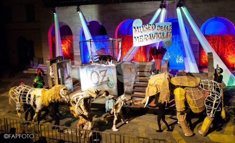La sfilata del Rione Moncioveta al Palio de San Michele 2018 (trama e foto)