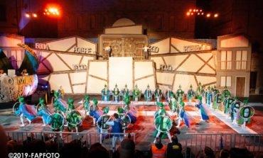 La sfilata del Rione Portella al Palio de San Michele 2019 (trama e foto)
