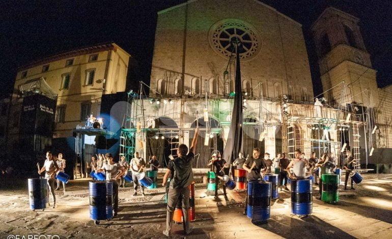 La sfilata del Rione Sant'Angelo al Palio de San Michele 2018 (trama e foto)