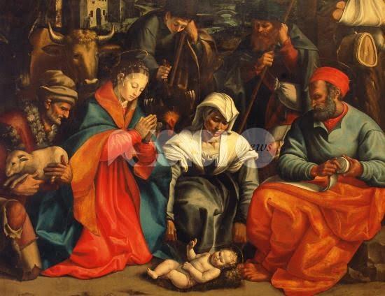 La tutela del tricolore, agli Uffizi per Natale anche l'Adorazione dei Pastori