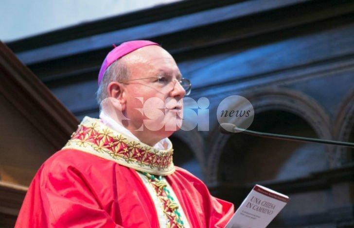 Ad Assisi il Santuario della Spoliazione: l'annuncio del vescovo Sorrentino