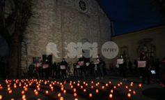 #noidimenticati, in protesta i commercianti di cinque città (foto)