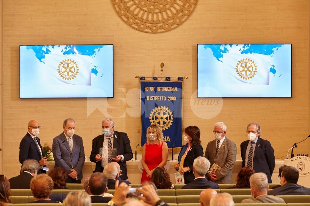Premio Rotary Umbria 2021, va ai primari di terapia intensiva degli ospedali umbri