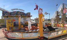 Carrozzelle Assisi 2021, a Santa Maria degli Angeli torna il divertimento (foto)