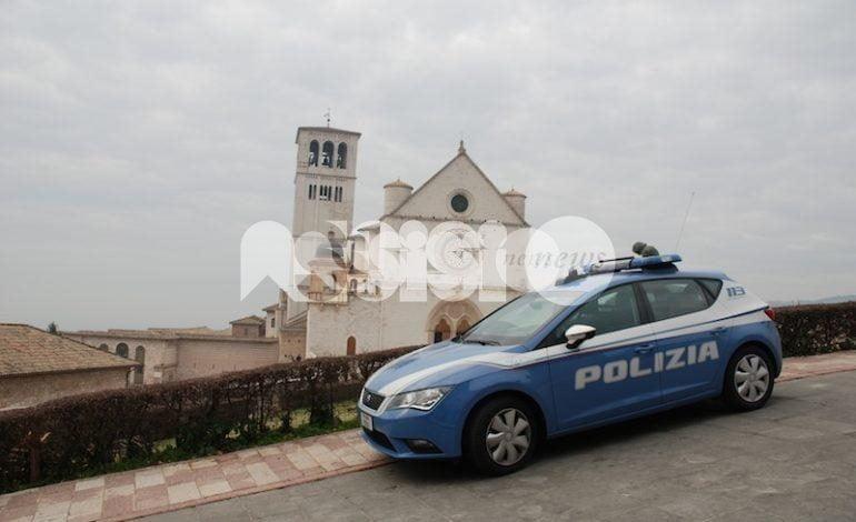 Aggressione in via Roma, interviene la Polizia di Stato di Assisi