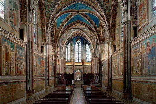 Francesco e la Pittura del suo tempo il 7 gennaio 2017 ad Assisi