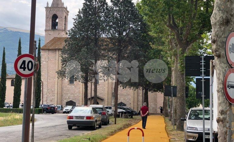 Ciclabile Rivotorto – Santa Maria degli Angeli, ancora dubbi sui lavori