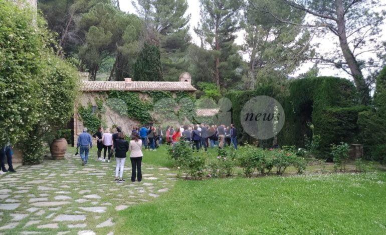 Associazione guide turistiche dell'Umbria fa il tutto esaurito a Sant'Angelo in Panzo