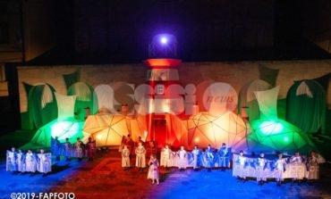 La sfilata del Rione Moncioveta al Palio de San Michele 2019 (trama e foto)