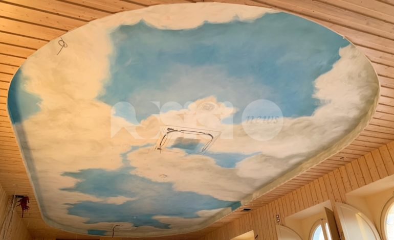 Al Serafico di Assisi un tetto di nuvole e stelle per far sognare i ragazzi