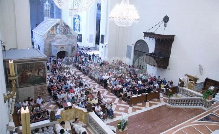 Perdono di Assisi 2018, al via i festeggiamenti: le foto da Santa Maria