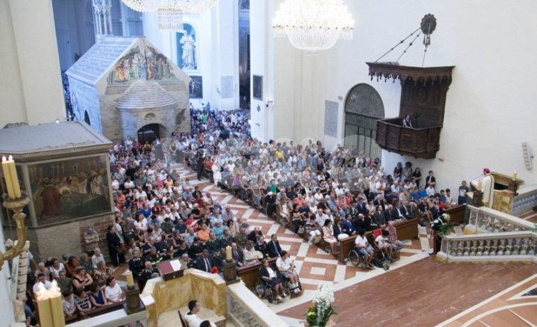 Perdono di Assisi 2019, programma delle celebrazioni a Santa Maria degli Angeli