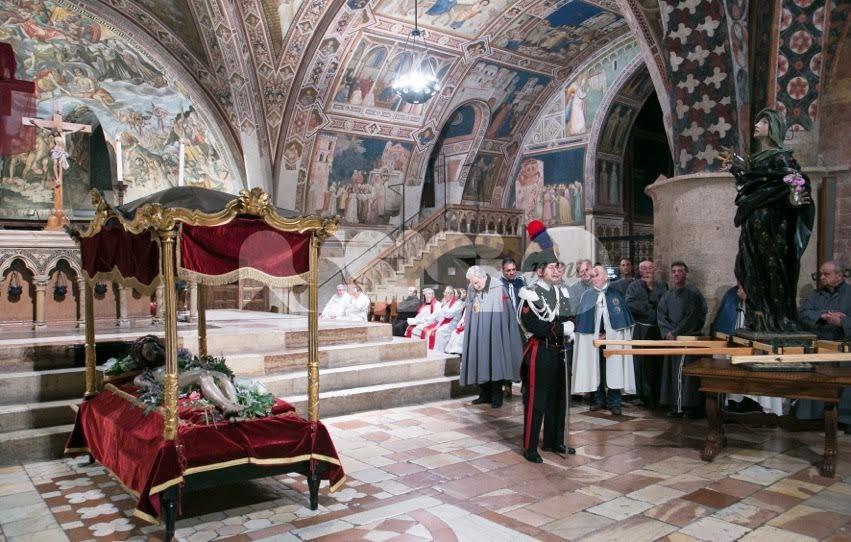 Pasqua 2018 ad Assisi, gli appuntamenti religiosi della Settimana Santa