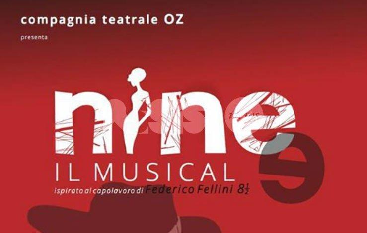 Nine il musical al Teatro Thesorieri di Cannara il 28 gennaio