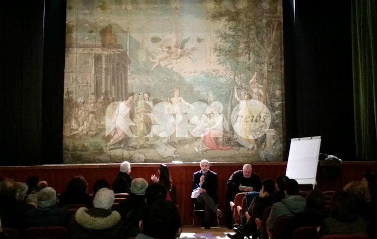 Tavolo Assist Cultura, lascia anche Enrico Sciamanna